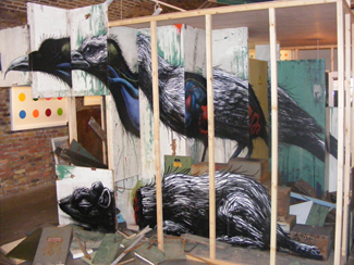 ROA at Black Rat Press