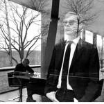 David McCabe Philip Johnson's Glasshouse 1965