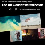 The Art Collective exhibition at Brick Lane gallery