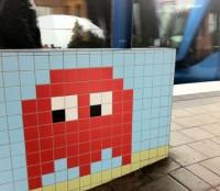 8-bit art from Sweden