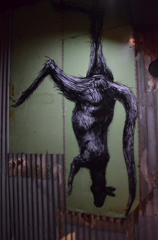 ROA - Paradox at Form gallery