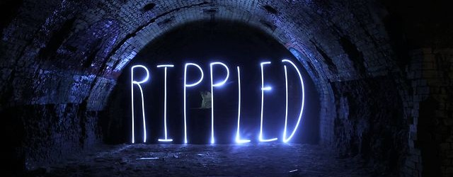 Rippled, light painting and animation at their best