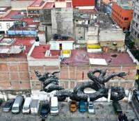 All City Canvas - Roa