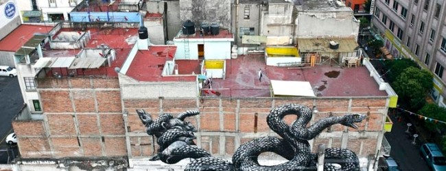 All City Canvas - Roa