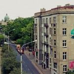 Sainer and Etam crew mural in Poland