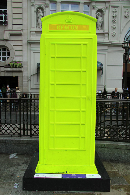 BT Artbox 'Beacon' by Steven Dray