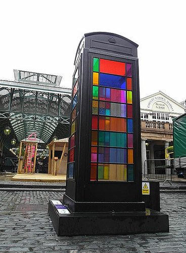 BT Artbox 'Colour Wash' by Rob & Nick Carter