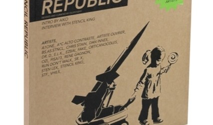 Stencil Republic | Art-Pie