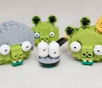 Angry Birds made out of LEGO | Art-Pie
