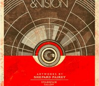 Sound & Vision by Shepard Fairey