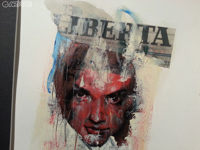 Guy Denning - Paradiso | Art-Pie