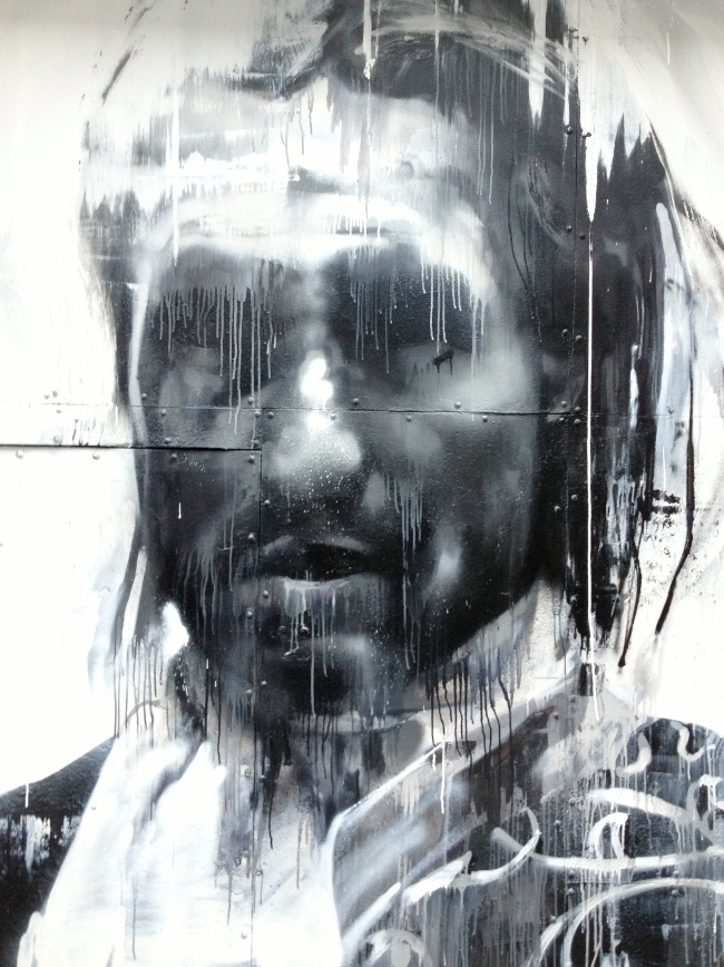 Conor Harrington hit East London | Art-Pie