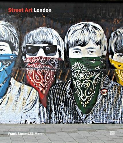 Street Art London | Street by Frank & Steam156