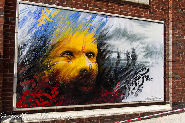 Dale Grimshaw in Blackpool | Art-Pie