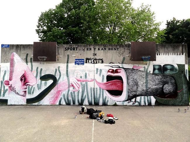 Bisser x Renil Emil | Art-Pie