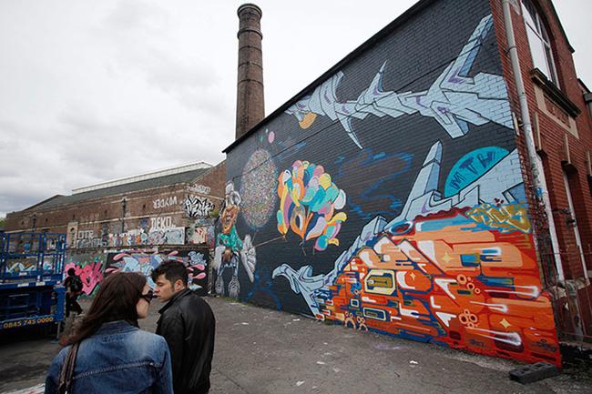 Upfest - Bristol | Art-Pie