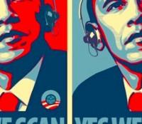 NSA Yes We Scan   Art-Pie