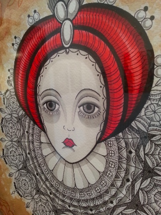 Under her skin  at Atomica gallery | Art-Pie