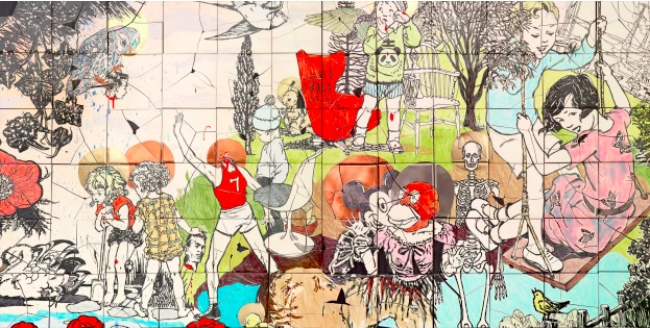The Picnic | Art-Pie