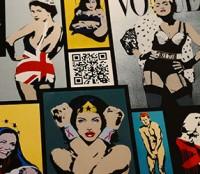Urban & Iconic show   Art-Pie