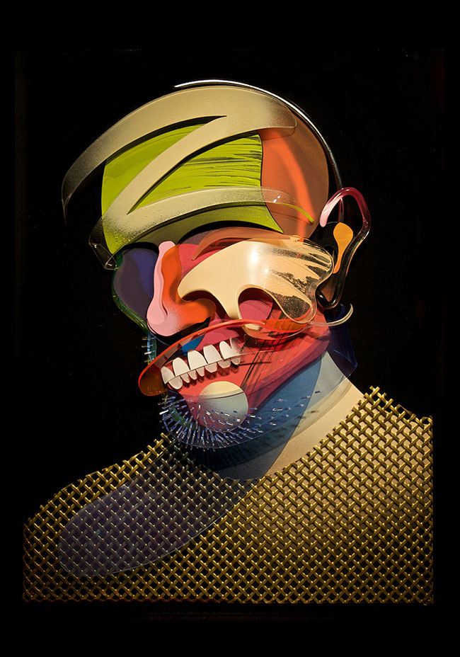 Adam Neate at Elms Lester Painting Rooms