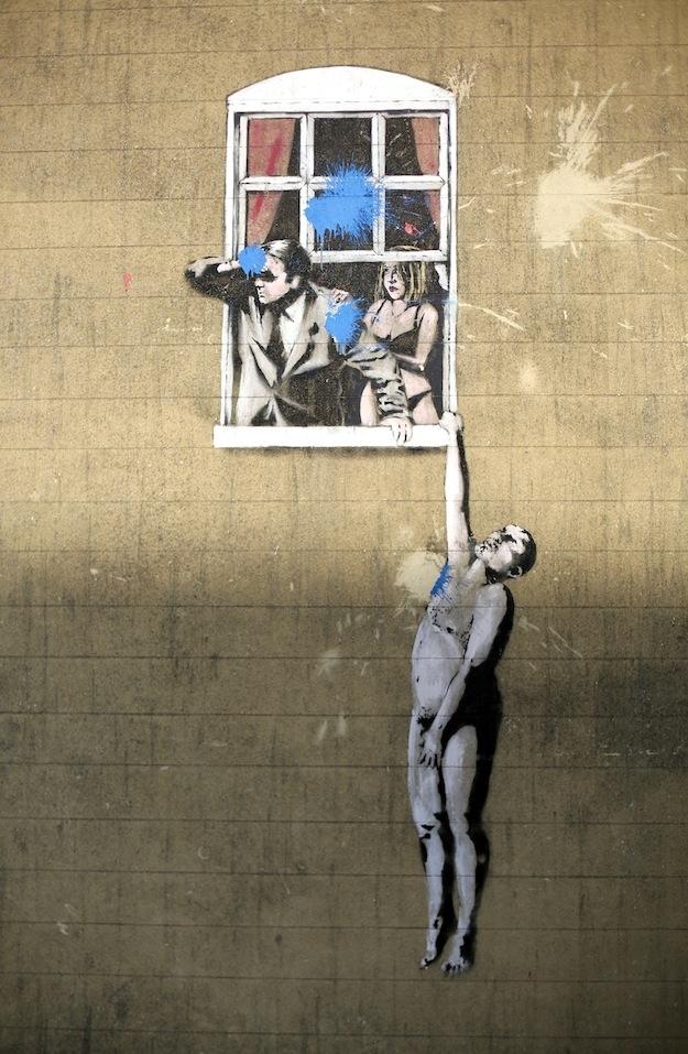 Banksy | Art-Pie