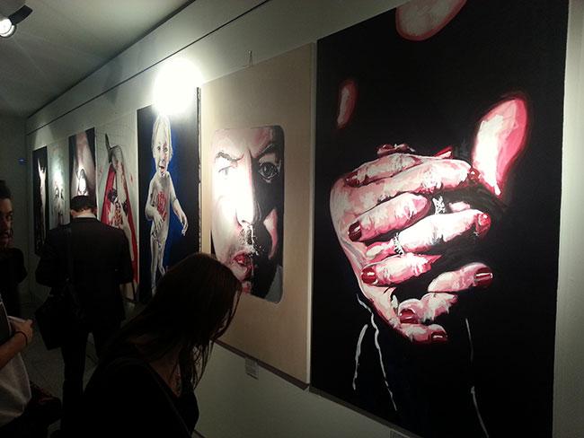Robin Lee at Tapestry gallery | Art-Pie