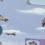 Mehdi Ghadyanloo's illusion street art | Art-Pie