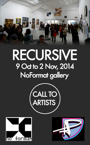 RECURSIVE - submit now | Art-Pie