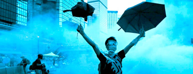 Hong kong protest and the Umbrella Revolution art | Art-Pie