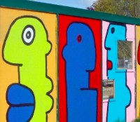 Thierry Noir | Art-Pie