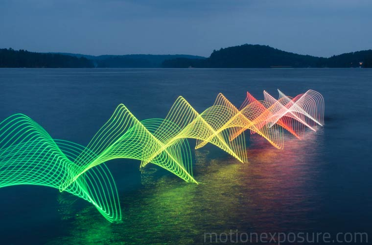 Light painting | Art-Pie