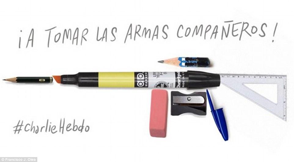 #JeSuisCharlie | Art-Pie