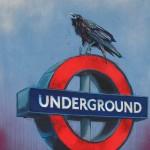 Going Underground by Darragh Powell | Art-Pie