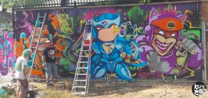 Meeting of Styles UK 2015 | Art-Pie