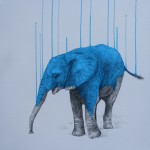 """Wild strength"" by Louise McNaught