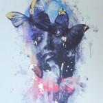 'Butterfly' by Kerry Beal | Art-Pie
