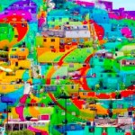 Pachuca Paints Itself | Art-Pie