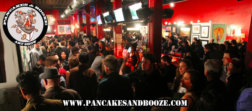 Pancakes & booze New York | Art-Pie