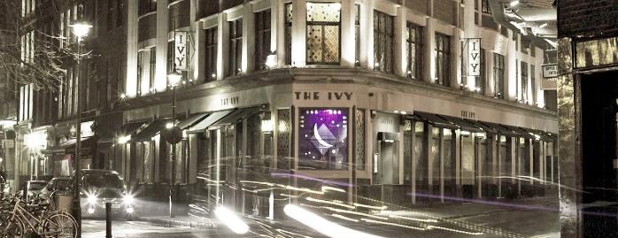 Ivy Club (London) | Art-Pie