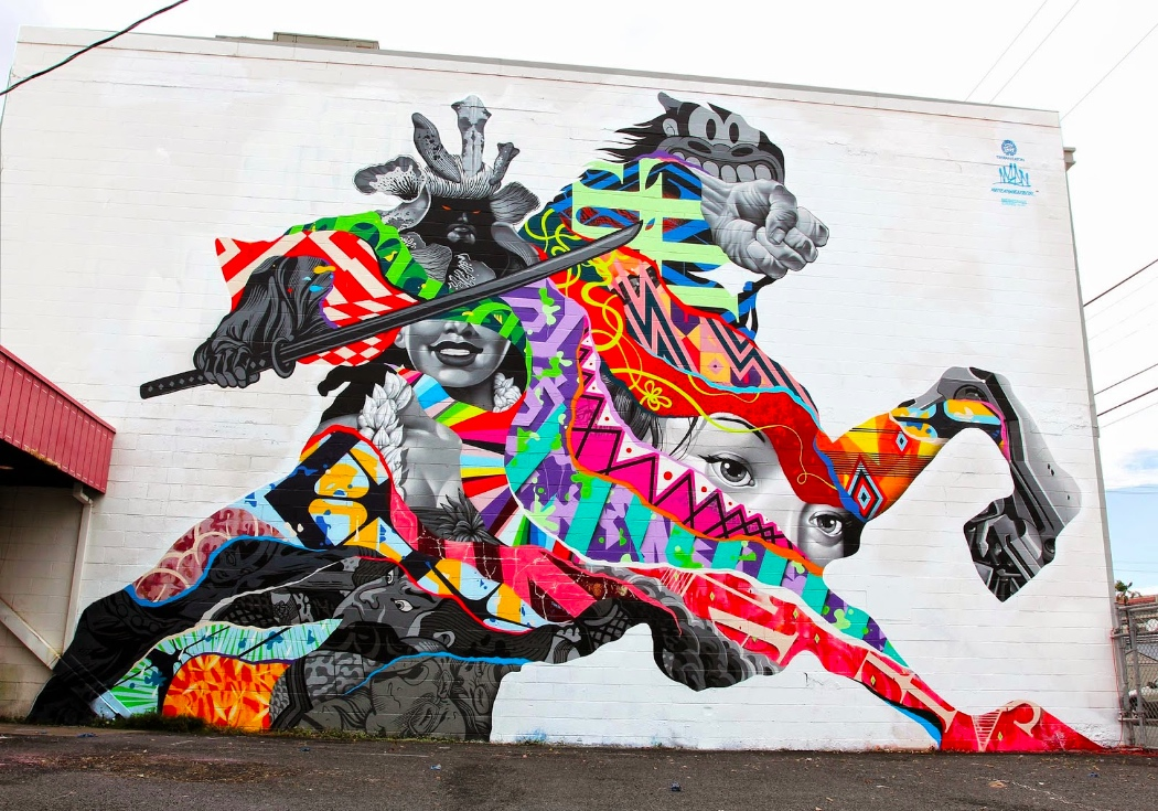 Tristan Eaton | Art-Pie