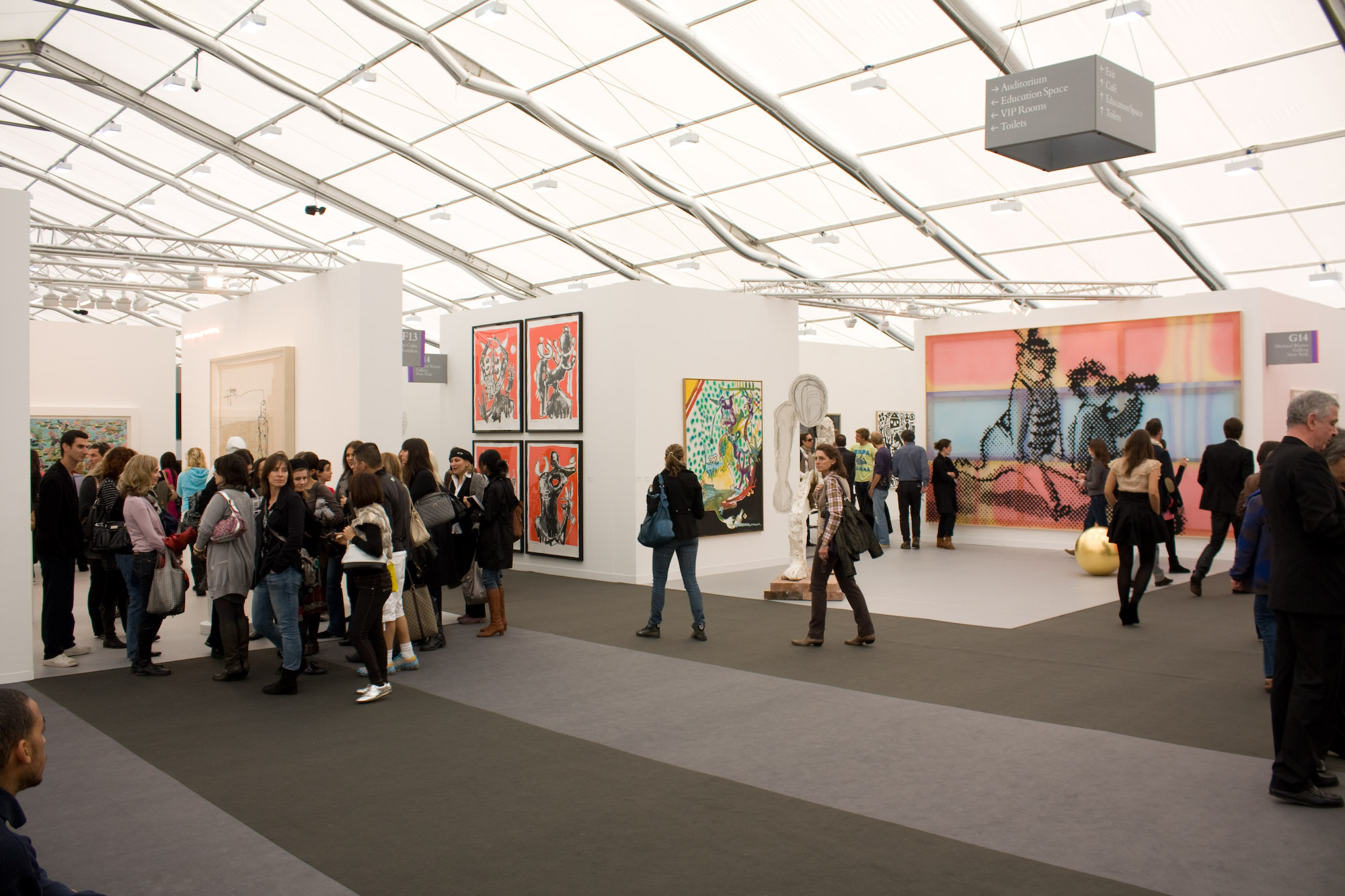 London Art Fair | Art-Pie
