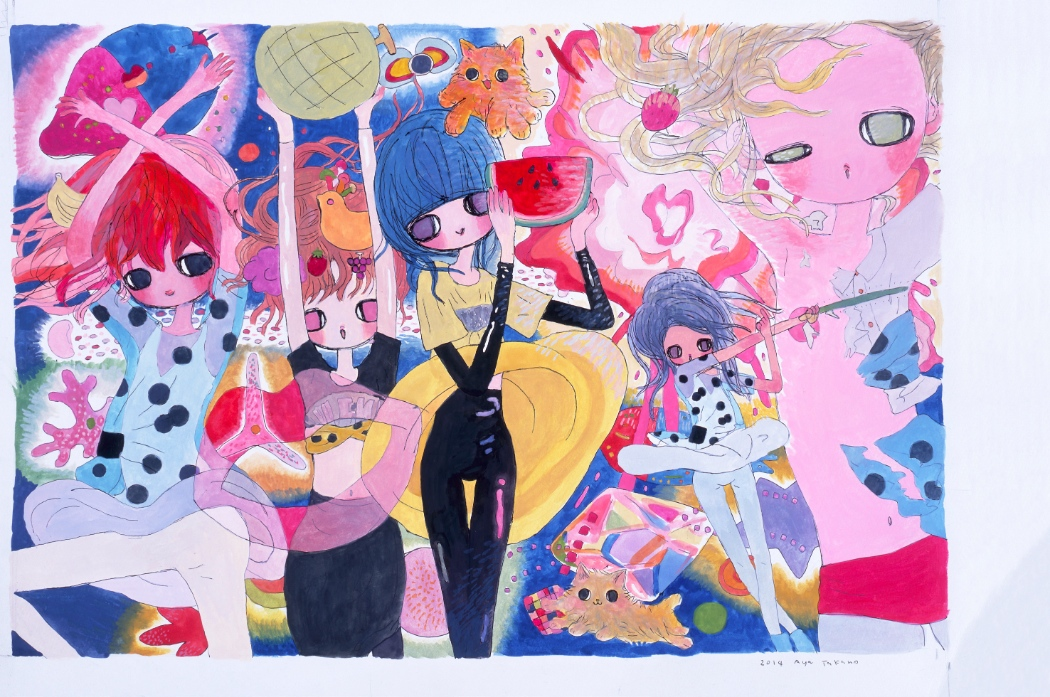 Aya Takano | Art-Pie