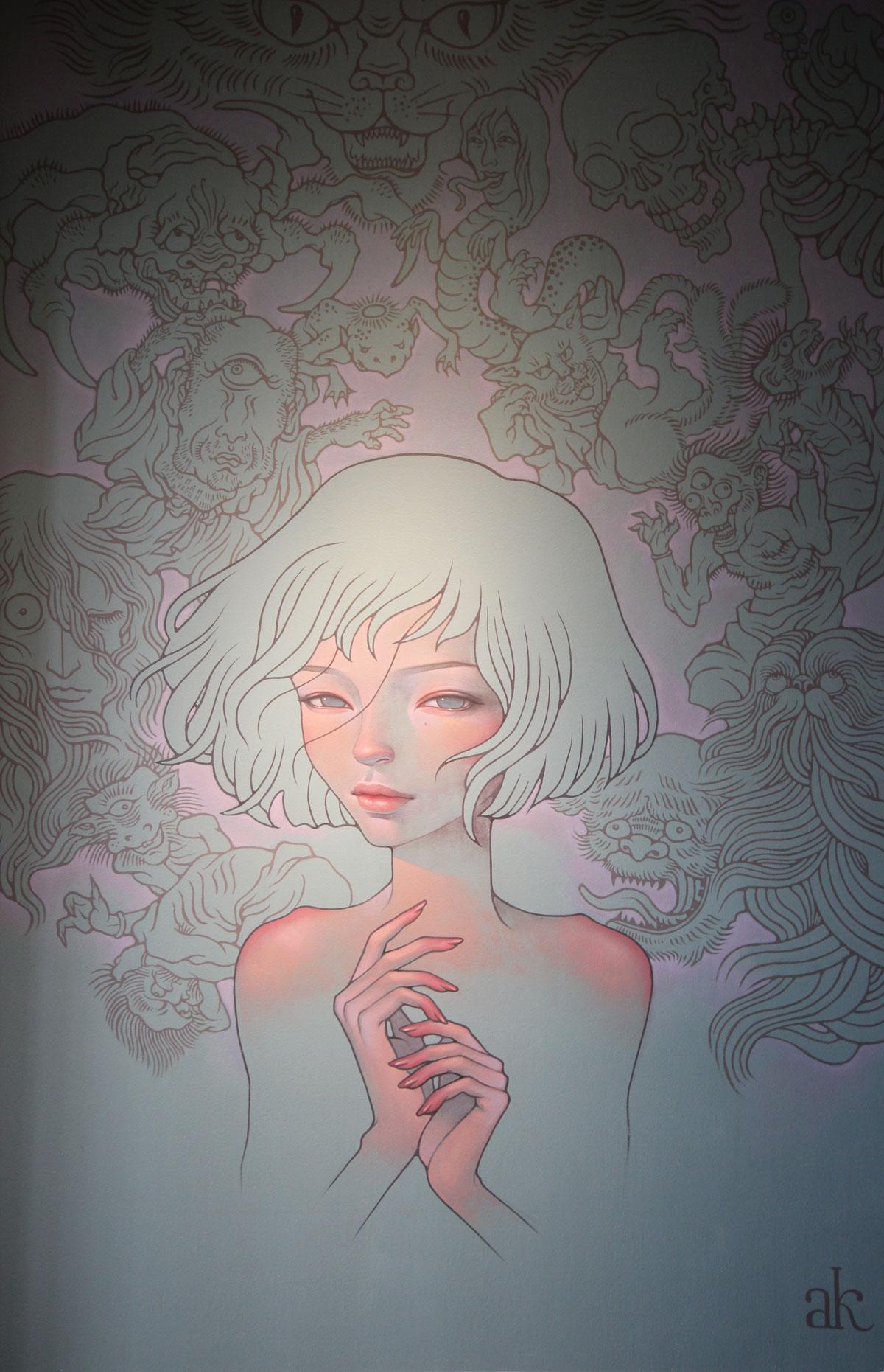 Audrey Kawasaki | Art-Pie