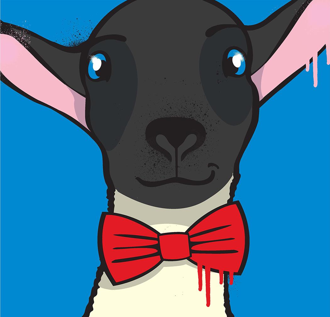 Lamb'eth London by Simon Stephenson | Art-Pie