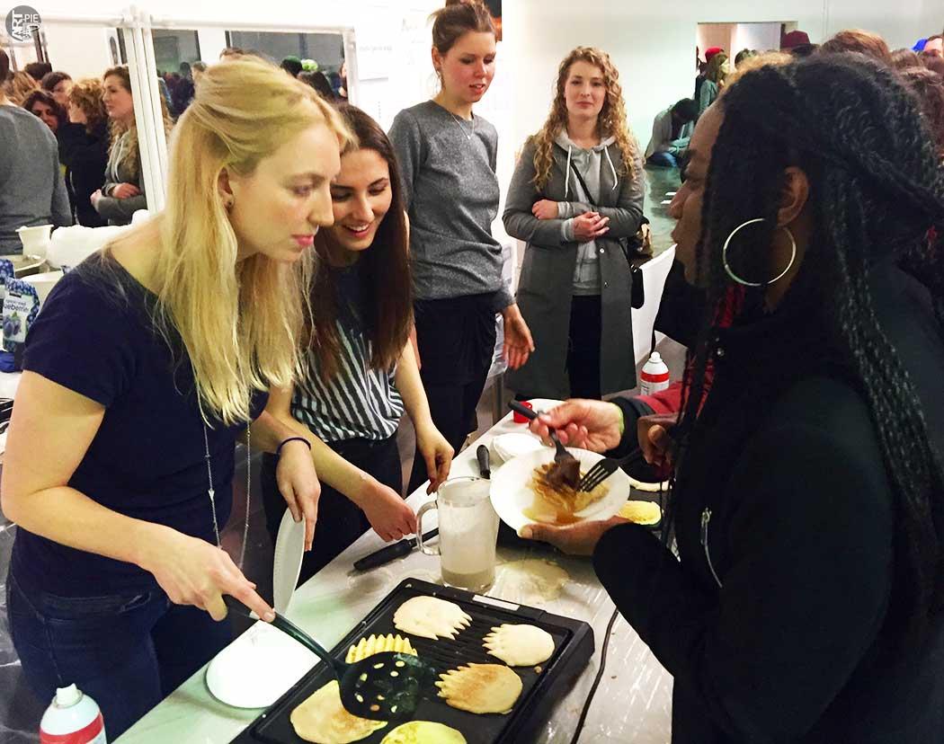 Pancakes & Booze Apr 16 | Art-Pie