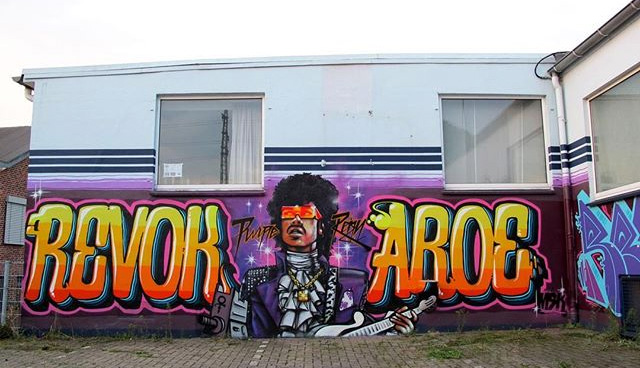 PRINCE by REVOK & AROE | Art-Pie