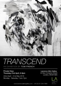 TRANSCEND by Tom French | Art-Pie