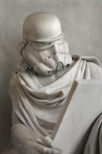 Star Wars Greek Sculptures by Travis Durden | Art-Pie