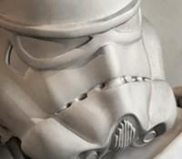 Greek Star Wars Sculptures   Art-Pie